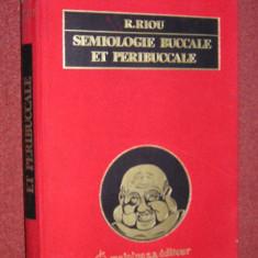 Semiologie buccale et peribuccale - P.Riou - Carte Radiologie