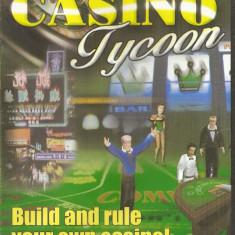 JOC PC CASINO TYCOON SIGILAT ORIGINAL / STOC REAL / by DARK WADDER - Jocuri PC Altele, Simulatoare, Toate varstele, Single player