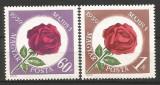 Ungaria 1959 Trandafiri - 1 Mai -ziua muncii