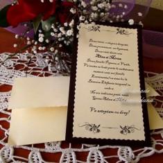 Invitatie nunta / botez