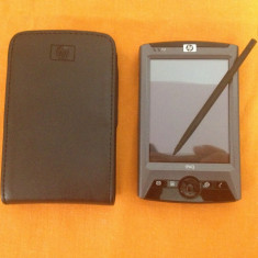 PDA HP IPAQ rx3715, Touchscreen, 1-2 megapixeli, SD, Windows Mobile, Bluetooth: 1