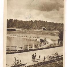 Carte postala(ilustrata)-TURDA BAI-Vedere - Carte Postala Transilvania dupa 1918, Circulata, Printata