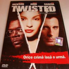 DISTORSIONAREA (Twisted) - Samuel L. Jackson / Ashley Judd / Andy Garcia-DVD Film - Film thriller