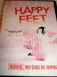 Cumpara ieftin HAPPY FEET(MUMBLE Cel mai tare dansator) - Elijah Wood / Robin Williams - DVD Desene Animate