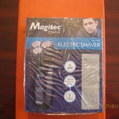 APARAT DE RAS ELECTRIC MAGITEC MT-7179-----NOU, SIGILAT, GARANTIE, Numar dispozitive taiere: 3