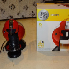 Expresor Krups Nescafe Dolce Gusto - Espressor Cu Capsule Alta, Capsule, 1.5 l