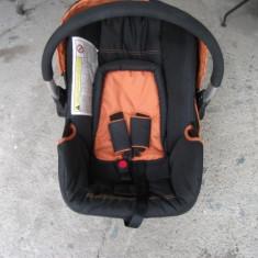 SUPER OFERTA COS PENTRU NOU-NASCUTI DE MASINA - Scaun auto copii Hauck, 0+ (0-13 kg), In sensul directiei de mers, Isofix