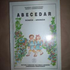 Abecedar roman - aroman - Eugenia Candroveanu, Hristu Candroveanu - Carte educativa