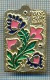 702 INSIGNA  - POLH MAIDAN - URSS -sciere chirilica -starea care se vede