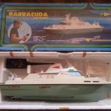 Vintage Yacht Monteleone Barracuda II anii 1970