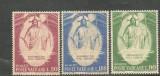 Vatican 1969 - PICTURA RELIGIOASA, serie nestampilata, R29, Nestampilat