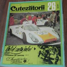 REVISTA CUTEZATORII 1969 - NR 26 - Carte de colectie