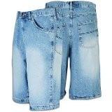Vand 2 perechi jeans scurti Colorado(USA) marimea 42 - Blugi barbati, Culoare: Albastru, Negru, 3/4, Lasat