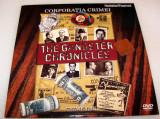 CORPORATIA CRIMEI (The Gangster Chronicles) DVD Documentar Istoria Mafiei