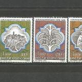 Vatican 1974 - ANIVERSARE SF. BONAVENTURA, serie nestampilata D179