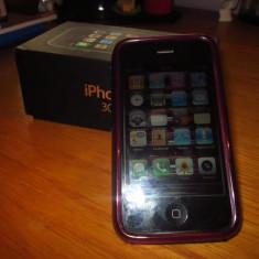 Vand/Schimb iPhone 3G Apple 8GB, Negru, Neblocat