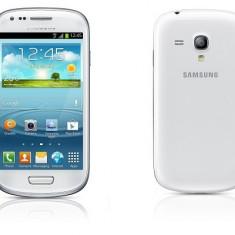 Samsung galaxy s3 mini - Telefon mobil Samsung Galaxy S3 Mini, Alb