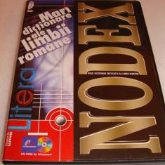 NO DEX (Noul Dictionar al Limbii Romane) - CD-ROM
