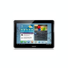 Tableta Samsung Galaxy Tab 2 P5100 : 10.1 inch, 16GB, Android, Wi-Fi, 3G - Silver - Tableta Samsung Galaxy Tab P5100