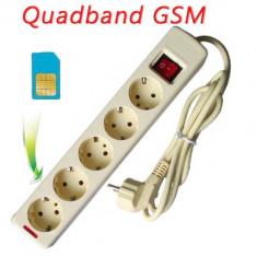 PRELUNGITOR SPY SPION MICROFON GSM AUTONOMIE NELIMITATA Autodetectie Sunet