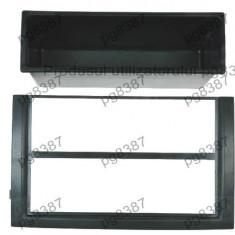 Rama adaptoare Skoda Fabia, negru, 2 ISO-000370