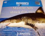 Marele Alb ataca din nou - DVD - Documentar Discovery Channel