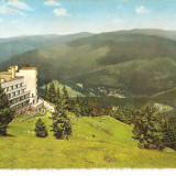 CPI (B1721) SINAIA, HOTEL ALPIN, COTA 1400, OFICIUL NATIONAL DE TURISM ROMANIA, KRUGER, NECIRCULATA - Carte Postala Muntenia dupa 1918, Fotografie