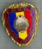 722 INSIGNA - MILITAR DE FRUNTE -RPR -starea care se vede