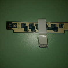 PLACA POWER BUTON LAPTOP TOSHIBA SATELLITE A110 LS-3175P - Modul pornire