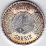 Olanda 5 EURO comemorativ 2007 argint 11,9 grame,puritate 925/1000, Europa