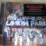 DVD CONCERT JAY-Z si LINKIN PARK - Collision Course / DVD original cu concert LINKIN PARK si JAY-Z / Muzica LINKIN PARK / DVD original Warner Bros - Muzica Rock