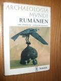 RUMANIEN*Archaeologia Mvndi - Emil Condurachi, C. Daicoviciu- Nagel 1972, 261p., Alta editura