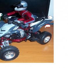 ATV , JUCARIE  ADUSA DIN AFARA !