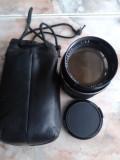 Vand obiective foto ,pt colectie ,germania,DDR,anii 80,REVUENON AUTO TELEOBIECTIV 52/13.5mm