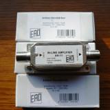 Amplificator semnal satelit pe fir, Accesorii cabluri