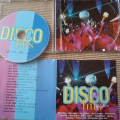 Disco hits music cd disc hituri anii 70 80 muzica pop dance disco