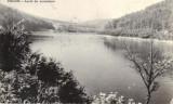 Carte postala CP CS010 Valiug - Lacul de acumulare - circulata 1963