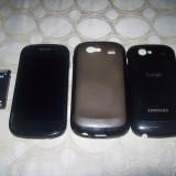 Telefonul este nou, nu se aprinde dar se poate folosi orice piesa(touchscreen, fete, acumulator+husa protectie) - Telefon Samsung