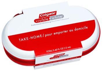 Albirea Dintilor cu Colgate Visible White foto