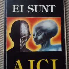 EI SUNT AICI TIMOTHY GOOD SF carte hobby paranormal - Carte paranormal