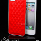 HUSA, TOC PENTRU iPHONE 5 +FOLIE DE PROTECTIE ECRAN - Husa Telefon Apple