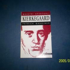 KIERKEGAARD-PATRICK GARDNIER - Filosofie