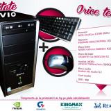 Calculator / PC / Computer Davio performant. TESTEAZA-L! - Sisteme desktop fara monitor, Intel Pentium Dual Core, 2 GB, 200-499 GB, LGA775