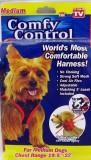 Ham pentru caini/catei talie mica Comfy Control Harness