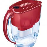 Cana filtru apa Aquaphor Amethyst Rosu - Filtru si cana filtranta