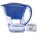 Cana filtru apa Aquaphor Amethyst Albastru - Filtru si cana filtranta