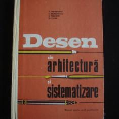 D. PRUNDEANU, E. TEODORESCU, R. MOCANU - DESEN DE ARHITECTURA SI SISTEMATIZARE