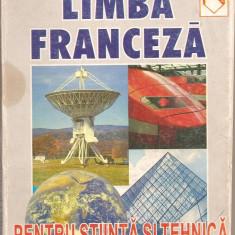 (C2745) LIMBA FRANCEZA PENTRU STIINTA SI TEHNICA DE CONSTANTIN PAUN, EDITURA NICULESCU, 1999