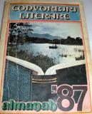 CONVORBIRI LITERARE - Almanah 1987