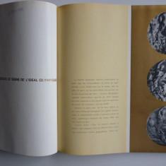Carte dedicata sportului din Romania - in limba franceza - editie 1964